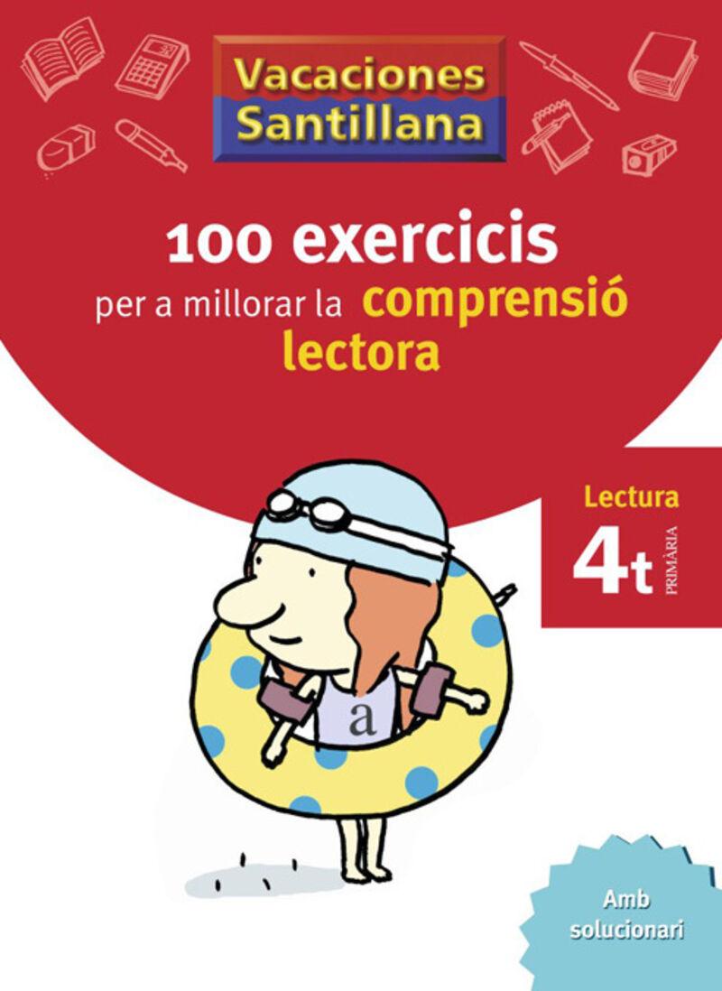 Ep 4 - Vacances - Comprensio Lectora (valenciano) - Aa. Vv.