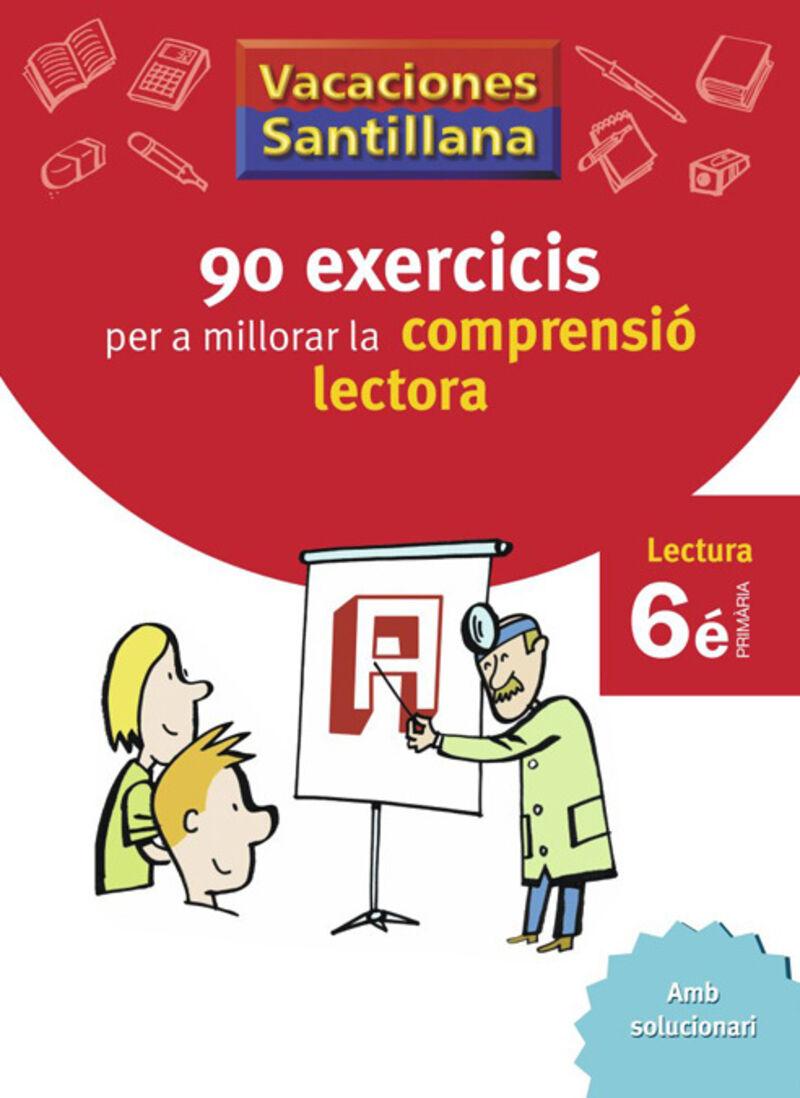 Ep 6 - Vacances - Comprensio Lectora (valenciano) - Aa. Vv.