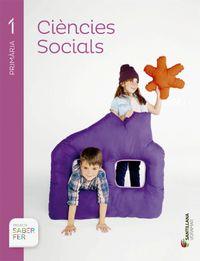 EP 1 - SOCIALS (C. VAL) - SABER FER