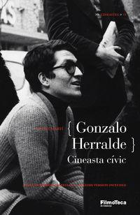 GONZALO HERRALDE - CINEASTA CIVIC