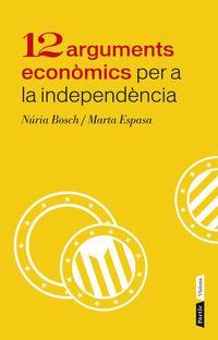 12 Arguments Economics Per A La Independencia - Nuria  Bosch