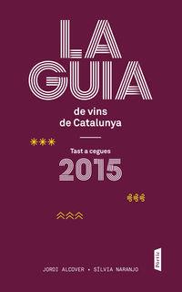 GUIA DE VINS DE CATALUNYA 2015, LA