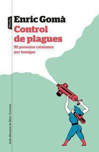 Control De Plagues - Enric Goma Ribas