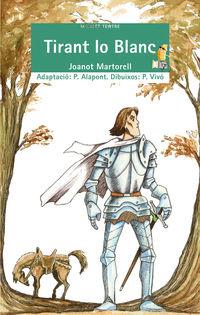 tirant lo blanc (catalan) - Joanot Martorell / Panxi Vivo (il. )