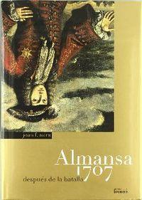 ALMANSA 1707 - DESPUES DE LA BATALLA