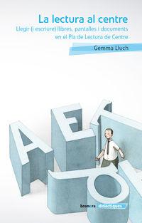La lectura al centre - Gemma Lluch