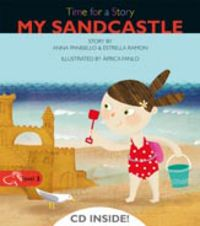 Level 3 - My Sandcastle - Time For A Story (+cd) - Anna Pansello