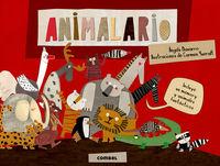 Animalario - Aa. Vv.