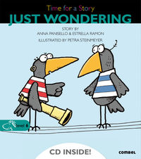 Level 6 - Just Wondering - Time For A Story (+cd) - Anna Panisello