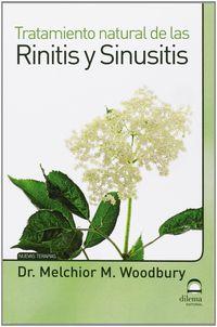 Tratamiento Natural De Las Rinitis Y Sinusitis - Adolfo Perez Agusti
