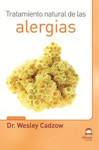 Tratamiento Natural De Las Alergias - Wesley Cadzow