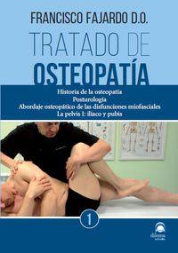 Tratado De Osteopatia I - Francisco Fajardo