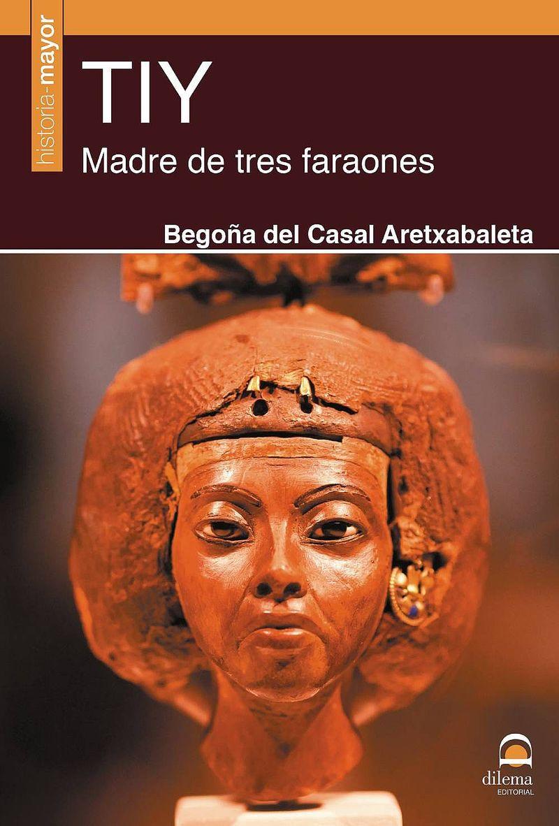 TIY - MADRE DE TRES FARAONES
