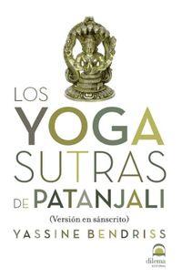 Yogasutras De Patanjali, Los (version En Sanscrito) - Yassine Bendriss