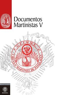DOCUMENTOS MARTINISTAS V