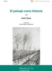 PAISAJE COMO HISTORIA, EL