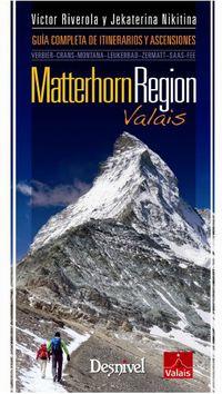 MATTERHORN REGION - VALAIS