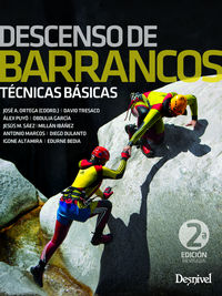 (2 ED) DESCENSO DE BARRANCOS - TECNICAS BASICAS