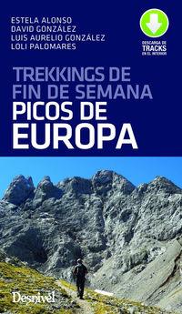 PICOS DE EUROPA - TREKKINGS DE FIN DE SEMANA