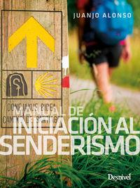 MANUAL DE INICIACION AL SENDERISMO