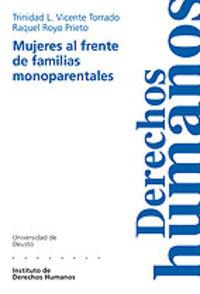 MUJERES AL FRENTE DE FAMILIAS MONOPARENTALES