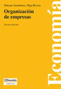 Organizacion De Empresas - Nekane  Aramburu  /  Olga  Rivera