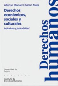 DERECHOS ECONOMICOS, SOCIALES Y CULTURALES