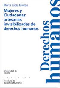 MUJERES Y CIUDADANAS - ARTESANAS IVISIBILIZADAS DE DERECHOS HUMANOS
