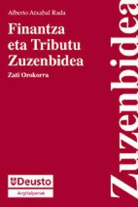 Finantza Eta Tributu Zuzenbidea - Zati Orokorra - Alberto Atxabal Rada