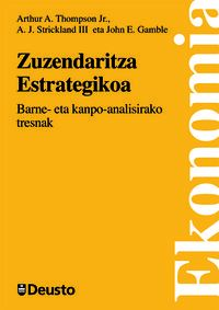 ZUZENDARITZA ESTRATEGIKOA - BARNE ETA KANPO ANALISIRAKO TRESNAK