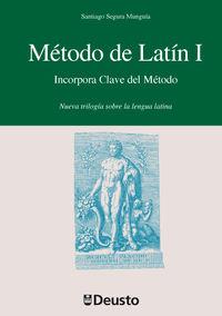 Metodo De Latin I - Incorpora Clave Del Metodo - Santiago Segura Munguia