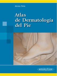 ATLAS DE DERMATOLOGIA DEL PIE
