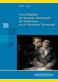 GUIA RAPIDA DE MANEJO AVANZADO DE SINTOMAS EN EL PACIENTE T
