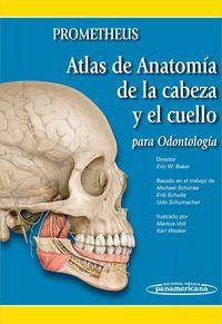 Prometheus - Atlas De Anatomia - Anne M.  Gilroy  /  Markus   Voll (il. )