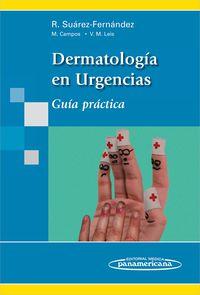 DERMATOLOGIA EN URGENCIAS - GUIA PRACTICA