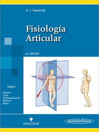 (3 VOLS. ) COLECCION KAPANDJI - FISIOLOGIA ARTICULAR
