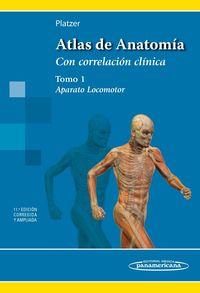 (11 ED) ATLAS DE ANATOMIA - CON CORRELACION CLINICA 1 - APA
