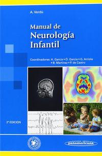 (2ª Ed) Manual De Neurologia Infantil - Alfonso Verdu Perez