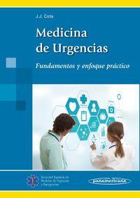 COTA - MEDICINA DE URGENCIAS - FUNDAMENTOS Y ENFOQUE PRACTI