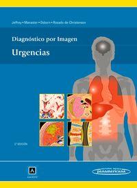 (2 ED) DIAGNOSTICO POR IMAGEN - URGENCIAS