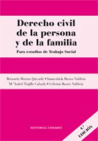 (4 ED) DERECHO DE LA PERSONA Y DE LA FAMILIA