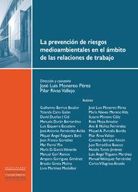 PREVENCION DE RIESGOS MEDIOAMBIENTALES EN EL AMBITO DE LAS