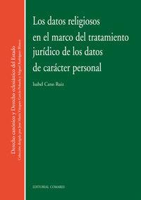 DATOS RELIGIOSOS EN EL MARCO DELTRATAMIENTO JURIDICO DE LOS DATOS