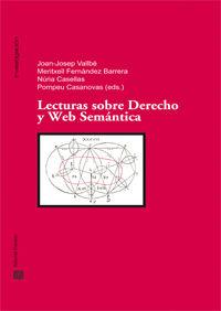 LECTURAS SOBRE DERECHO Y WEB SEMANTICA