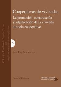 Cooperativas De Viviendas - Ana Lambea Rueda