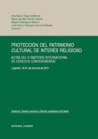 PROTECCION DEL PATRIMONIO CULTURAL DE INTERES RELIGIOSO