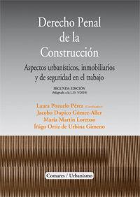 Derecho Penal De La Construccion (2ª Ed) - Aa. Vv.
