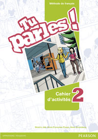 Eso 2 - Tu Parles! Cahier (pack) - Beatriz Job