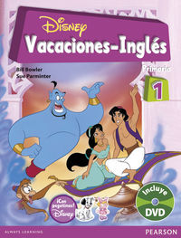 Ep 1 - Vacaciones Disney Ingles - Sue  Parminter  /  Bill  Bowler