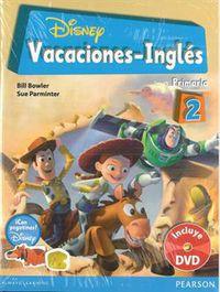 Ep 2 - Vacaciones Disney Ingles - Sue Parminter